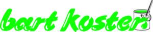 Bart Koster schildersbedrijf logo