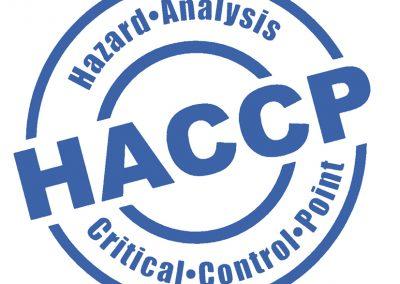 Prijslijst HACCP